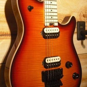 EVH Wolfgang® Special Electric Guitar 3 Tone Cherry Burst Flame Maple Top