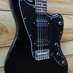 Squier® Affinity Jazzmaster® HH Rosewood Fingerboard Black